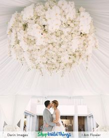 Floral Chandeliers - From Top Shelf Trend to Timelessness