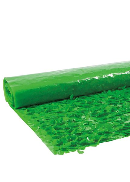 Floral Fabric Sheeting IFR - Grass Green - 3 ft x 30 ft Roll