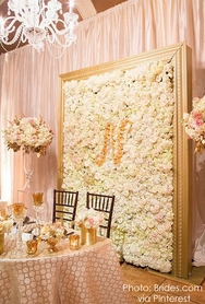 Flower Walls & Floral Backdrop Panels