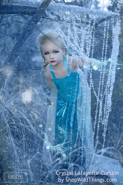 "Disney's ""Frozen"" Inspired Photo Shoot - Embree Photography"