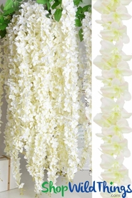 Hanging Floral Garlands
