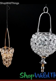VIDEO: Prestige Crystal Beaded Candle Holders