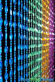 Ice Pops (Twisted) Beaded Curtains - 7+ Choices