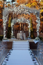 Inspiration Finder:  A Luxury At Home Wedding by Colin Cowie