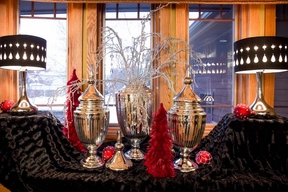 Inspired:  Holiday Interior Styling by Christine Ridgway of Empire Designs Studio