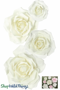 Flowers for DIY Walls & Projects