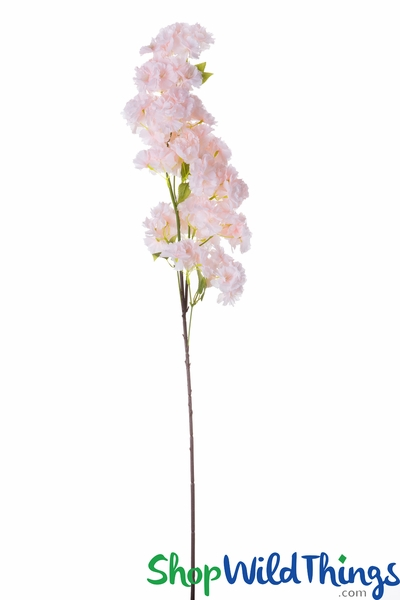 "COMING SOON! Flowering Tree Branch -  41"" Tall - Bendable - Light Pink"