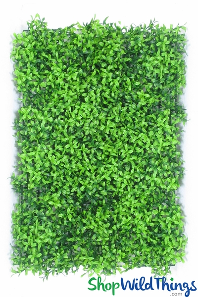 "COMING SOON! Artificial Greenery Littleleaf Boxwood Wall Mat - 24"" x 16"""