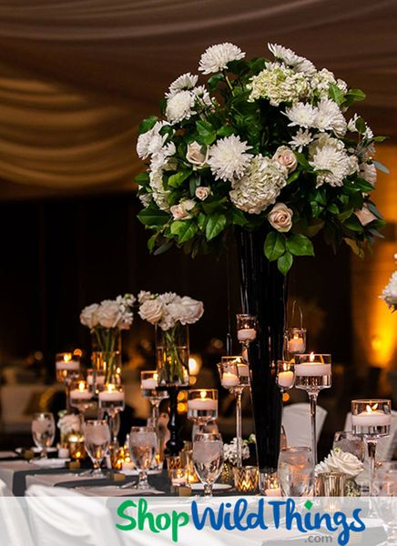 Luxury Floral Centerpieces Unmasked - Elegant Weddings