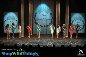 Miss United States Pageant - Stage Design by Chris Wilmer