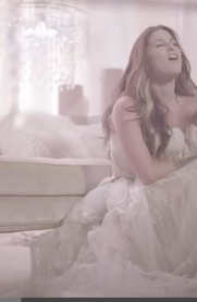 Music Video with Sparkling Garlands & Chandeliers