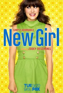 New Girl TV Show W/ Zoey Deschanel
