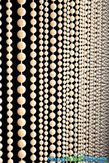 Pearl Beaded Curtains, Garlands, Rolls & More