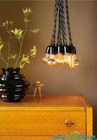 "Bundle 15 Lights Pendant Lamp ""Akira"""