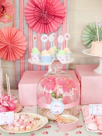 Pink Accessories for a Picture Perfect Pink Party