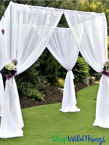 Pipe and Drape Backdrops & Column Risers & Gazebos