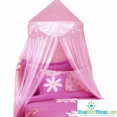 "Coming Soon!  ""Princess""  Canopy - Pink"