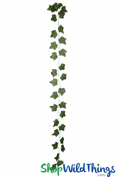 COMING SOON! Silk English Ivy Garland Vine 6 1/2'