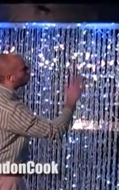 VIDEO: How To Use Beaded Curtains For Chandeliers