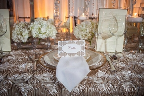 Tabletop Inspiration|Luxe Wedding Design by Fresh Affairs