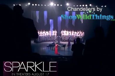 "The Movie ""Sparkle"" - Chelsea Chandeliers"