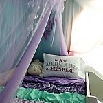Using Sheer Net Canopies for Bedrooms & Events