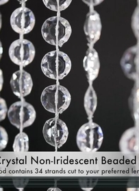 "VIDEO: Non-Iridescent ""Diamonds"" Beads"