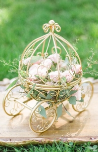 Carriages, Birdcages, Crowns, Spheres