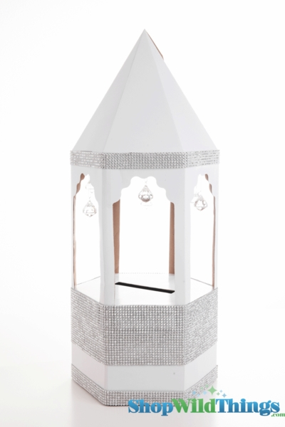 Wishing Well Money and Card Box - Decorate to Suit!