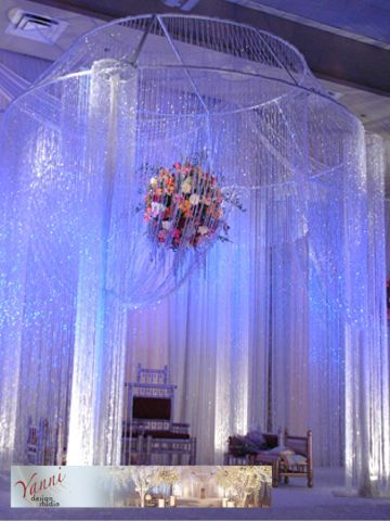 Diamonds Gazebo by Yanni Design Studio