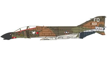 F-4D Phantom II Model, USAF, 435th TFS - Air Commander AC1010 - click to enlarge