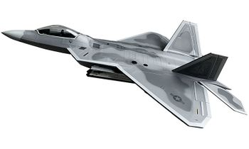 F-22 Raptor Model, USAF 90th FS 3rd Wing - Air Force 1 0117B - click to enlarge