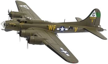B-17 Flying Fortress Model, USAAF 'Mi Amigo' - Corgi AA33319 - click to enlarge