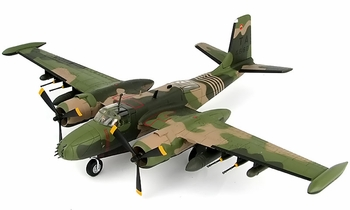 B-26K Counter Invader Model, USAF, 609 SOS - Hobby Master HA3225 - click to enlarge