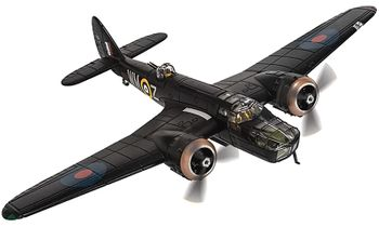 Blenheim Mk.IVF Model, Spirit of 'Britain First' - Corgi AA38410 - click to enlarge