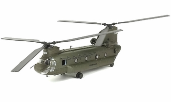CH-47D Chinook Model, US Army, 101st Airborne - Forces of Valor 821004A - click to enlarge
