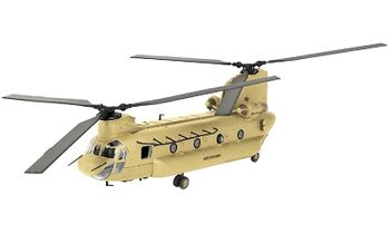 CH-47D Chinook Model, US Army, 25th Infantry - Forces of Valor 821004D - click to enlarge
