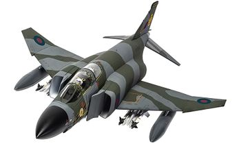 F-4K Phantom FG.1 Model, RAF 111 Squadron- Corgi AA27902 - click to enlarge