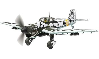 Ju 87 Model, Luftwaffe, Operation Barbarossa - Corgi AA32519 - click to enlarge