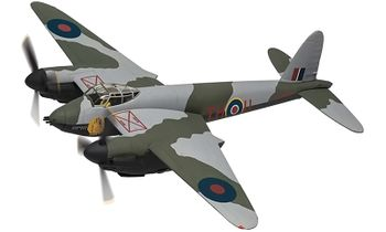 "Mosquito Intruder Model, ""Moonbeam McSwine"" - Corgi AA32821 - click to enlarge"