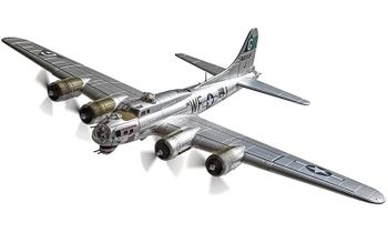 "B-17G Flying Fortress Model, USAAF, ""Flak Eater"" - Corgi AA33318 - click to enlarge"