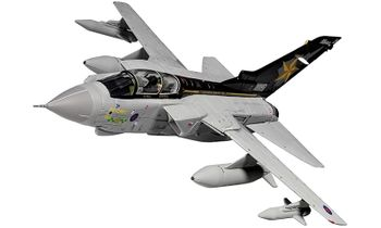 Tornado GR4 Model, RAF, No. 31 Squadron - Corgi AA33621 - click to enlarge