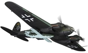 He 111 H Model w/ V-1 Flying Bomb, KG 53 - Corgi AA33716 - click to enlarge