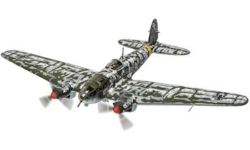 He 111 Model, Luftwaffe Operation Barbarossa - Corgi AA33718 - click to enlarge