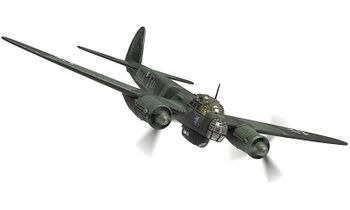 Ju 88 Model, Luftwaffe, III./KG 51, Winter 1940 - Corgi AA36712 - click to enlarge