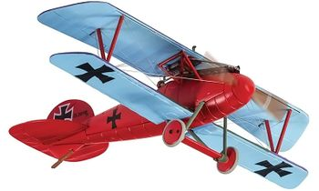 Albatros D.V Model, Manfred von Richthofen - Corgi AA37809 - click to enlarge