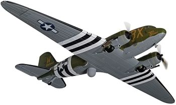 "C-47A Skytrain Model, USAAF, ""That's All Brother"" - Corgi AA38210 - click to enlarge"