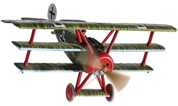 Fokker Dr.I Model, Wolfram von Richthofen - Corgi AA38310 - click to enlarge