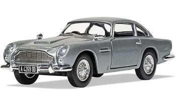 Aston Martin DB5 Model, James Bond: No Time To Die - Corgi CC04314 - click to enlarge