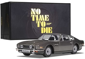 Aston Martin Vantage, James Bond: No Time To Die - Corgi CC04805 - click to enlarge